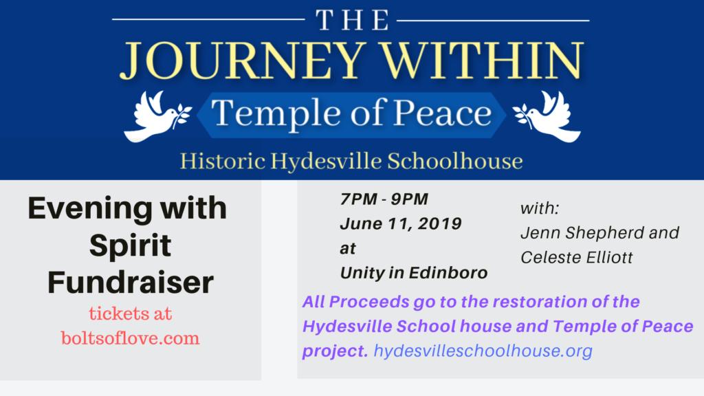 Evening with Spirit Fundraiser
